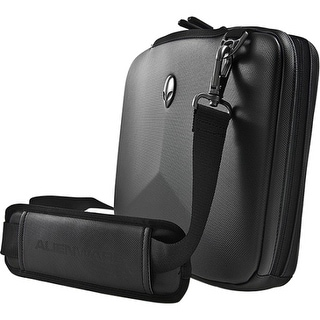 "Mobile Edge AWVSC17 Mobile Edge Alienware Vindicator Carrying Case (Tote) for 17.1"" Notebook - Black - Scrape Resistant"