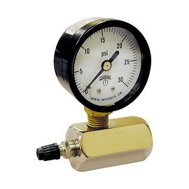 Jones Stephens Gas Test Gauge
