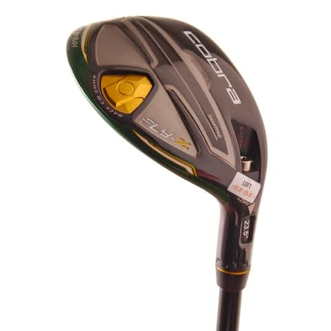 New Cobra Fly-Z Green Hybrid #4/5 65 Senior Flex Graphite RH (NO HC)