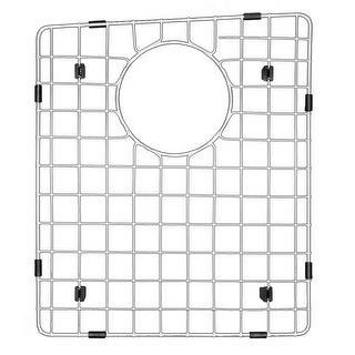 "Karran Stainless Steel Bottom Grid fits QT-710 and QU-710 - 12"" x 14-1/4"""