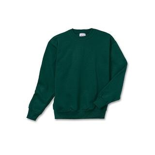 Hanes Youth ComfortBlend EcoSmart Crewneck Sweatshirt - XS