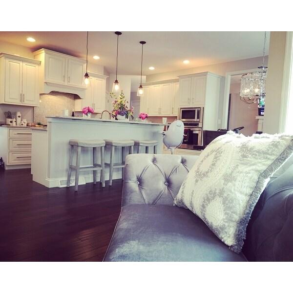 Furniture Of America Agatha Traditional Tufted Sofa