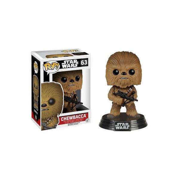 POP! Star Wars E7 Chewbacca Bobblehead Figure