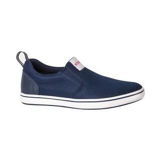 Xtratuf Men's Sharkbyte Airmesh Blue Size 7.5 Casual Deck Shoes