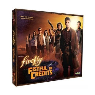 Firefly Fistful of Credits Board Game - multi
