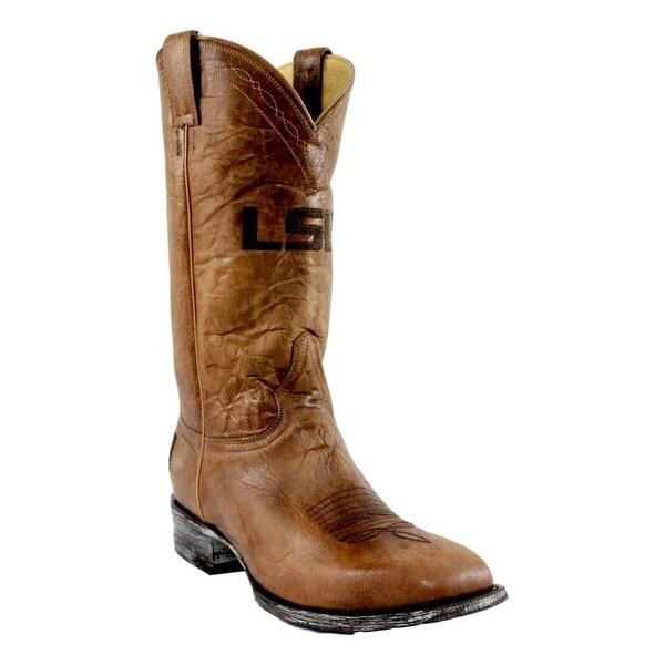Gameday Boots Mens Louisiana University Square
