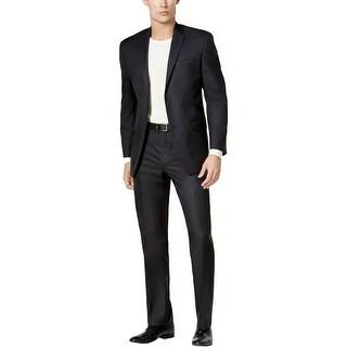 Andrew Marc Mens Pant Suit 2PC Professional Wear