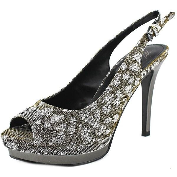 2e21293e517 Shop Marc Fisher Melissa 2 Women Open-Toe Synthetic Slingback Heel ...