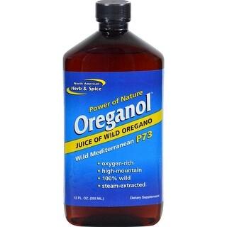 North American Herb and Spice - Oreganol Juice Of Wild Oregano ( 1 - 12 FZ)