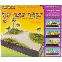 Diorama Kit-Desert Oasis
