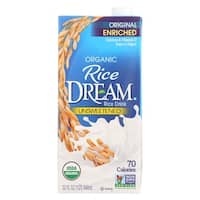 Rice Dream Organic Rice Drink - Original - Case of 12 - 32 Fl oz.