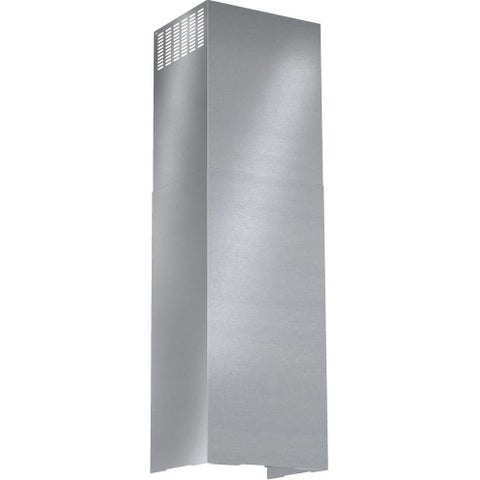 Bosch HCPEXT Range Hood Duct Cover Extension for up to 11-1/2 Foot High Ceilings - STAINLESS STEEL - N/A