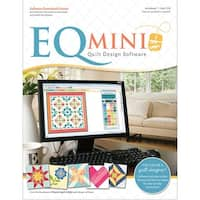 Electric Quilt Mini Quilt Design Software-