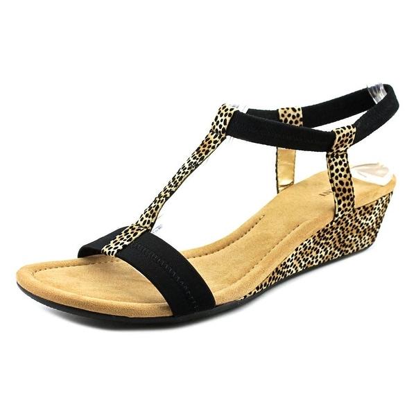 Alfani Voyage  Winter Cheetah Sandals