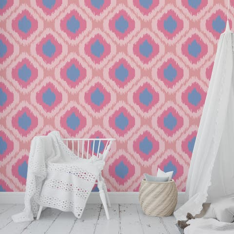JELLYBEAN Peel and Stick Wallpaper By Kavka Designs - 2' x 16'