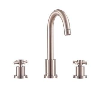 Avanity FWS17201 Positano 1.2 GPM Widespread Bathroom Faucet with Cross Handles