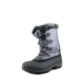 Kamik Momentum Women Round Toe Synthetic Gray Winter Boot