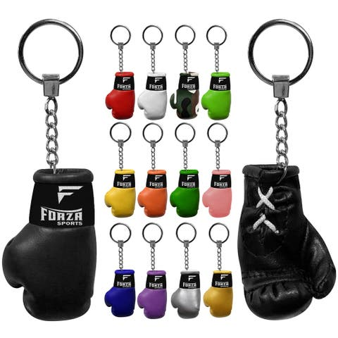 Forza Sports Mini Boxing Glove Keychain