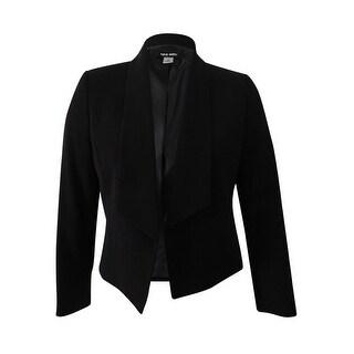 Nine West Women's Shawl-Collar Blazer - Black