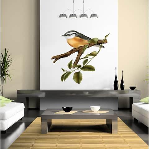 Bird Decal, Bird Sticker, Bird Wall Decal, Bird Wall Sticker