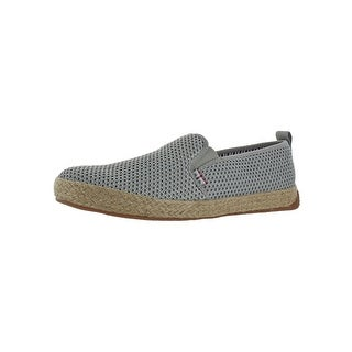 Ben Sherman Mens New Prill Slip-On Shoes Jute Lightweight
