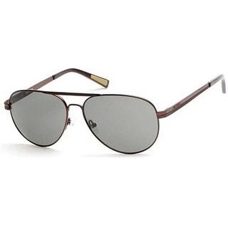 harley davidson eyewear hdx898 matte dark brown frame grey hd lens sunglasses