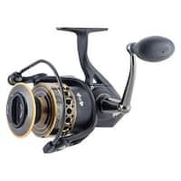 Penn 1338221 Btlii6000 Battle Ii Spinning Fishing Reel 6000 Size 5.6:1 25 Lbs