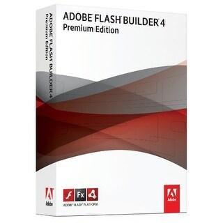 Adobe Flash Builder 4 Premium Edition for Windows-Mac