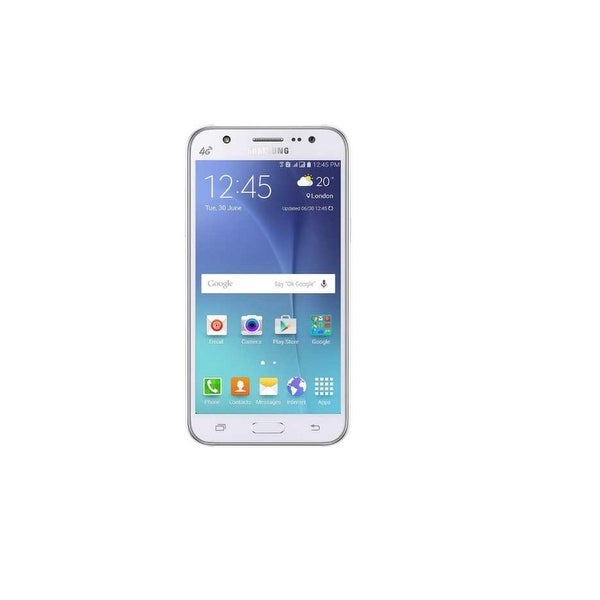 Samsung Galaxy J5 8GB J500H/DS GSM Factory Unlocked International White