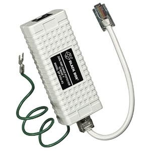 Black Box SP512A-R3 Black Box 1-Port In-Line Surge Suppressor - Network https://ak1.ostkcdn.com/images/products/is/images/direct/6f4cb814a2c9cf9d35487bc1b0b1384b210acdbd/Black-Box-SP512A-R3-Black-Box-1-Port-In-Line-Surge-Suppressor---Network.jpg?impolicy=medium