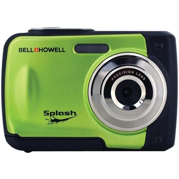Bell+Howell Wp10-G 12.0-Megapixel Wp10 Splash Waterproof Digital Camera (Green)