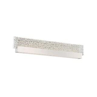 Modern Forms WS-41528 Quantum 1 Light LED ADA Compliant Bathroom Bath Bar - 28 Inches Wide