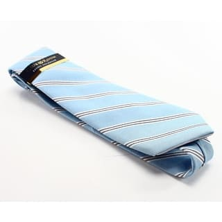 Club Room NEW Blue Men's Estate Striped Print Silk Blends Neck Tie|https://ak1.ostkcdn.com/images/products/is/images/direct/6f4f6c261a3d5468f2d8e89c7bc51551855841fd/Club-Room-NEW-Blue-Men%27s-Estate-Striped-Print-Silk-Blends-Neck-Tie.jpg?impolicy=medium