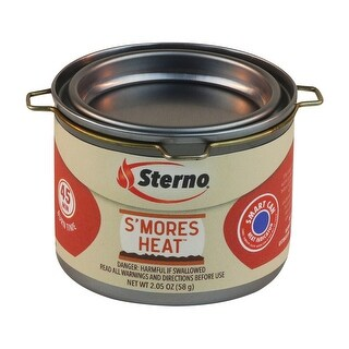 Sterno 20262 S'mores Heat Fuel Cans