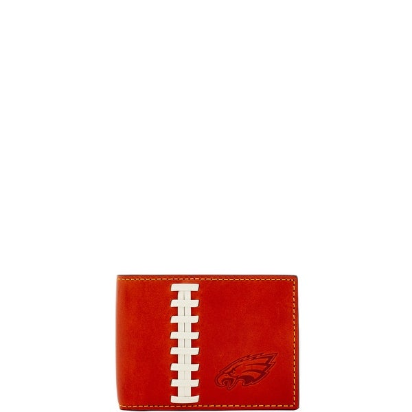 Dooney & Bourke NFL Philadelphia Eagles Credit Card Billfold (Introduced by Dooney & Bourke at $78 in Aug 2017)