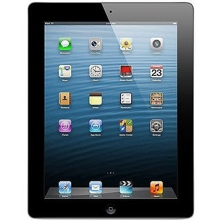 Refurbished iPad 2nd Generation MC769LL/A (Wi-Fi) 16GB Black