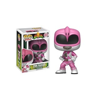 Power Rangers Pink Ranger POP! Vinyl Figure