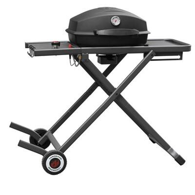 Landmann 42235 Pantera Gas Grill - 2 Sq. Ft. Cooking Area - 1 Cooking Element - Black