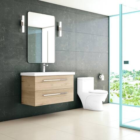 Arden 36-inch Wall-mount Vanity