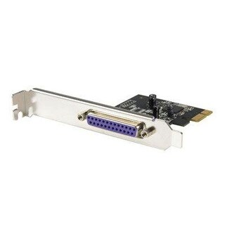 1-Port Parallel Adapter Card