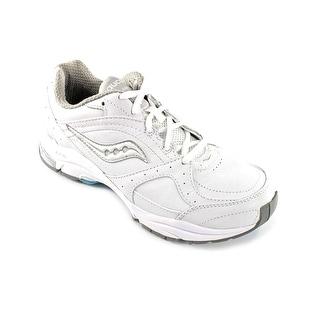 Saucony Progrid Integrity ST 2 WW Round Toe Leather Walking Shoe