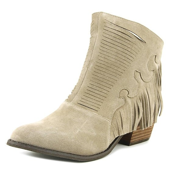 Yellow Box Letty Taupe Boots