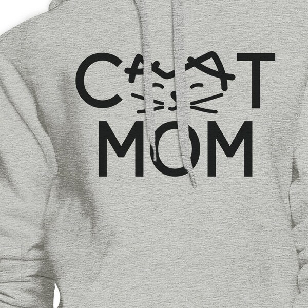 365 Printing She Got It from Me Cute Matching Black Hoodies Gift Ideas for Moms