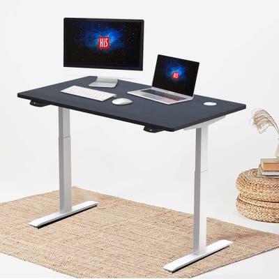 Hi5 47-inch Electric Height-adjustable Standing Desk