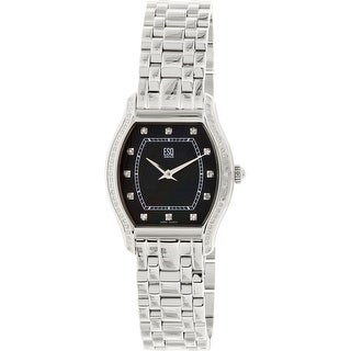 Esq Women's Simone 07101214 Silver Stainless-Steel Swiss Quartz Fashion Watch