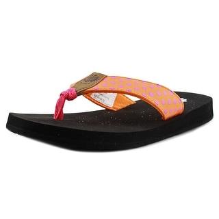 Yellow Box Volcano II Women Open Toe Synthetic Flip Flop Sandal