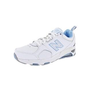 New Balance Womens 857 Running, Cross Training Shoes Rollbar Non-Marking