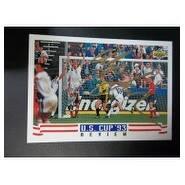 Signed Lalas Alexi 1993 Upper Deck Soccer Card autographed