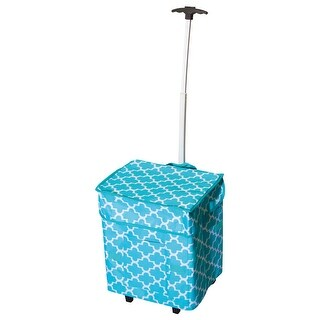 Trendy Smart Cart - Rolling Carry Case - Collapsible Handle (3 options available)