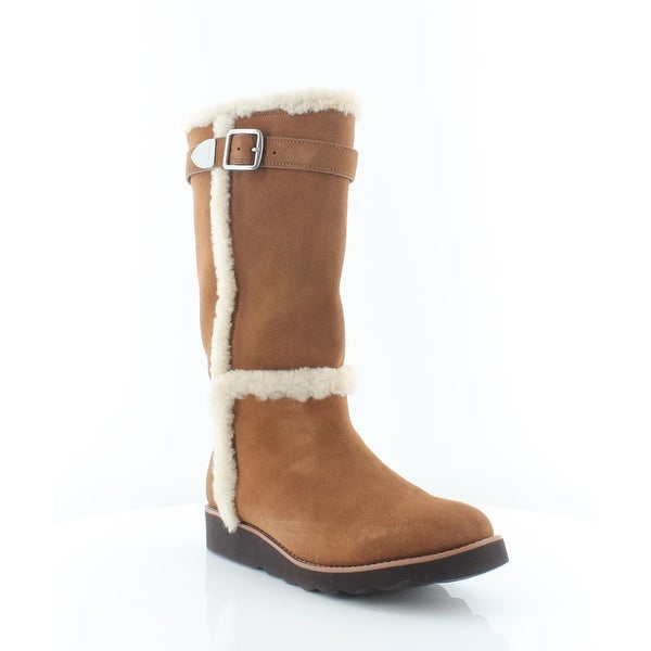 Coach Belmont Cold-Weather Women's Boots Saddle - 11